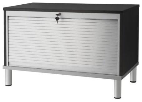 effektiv storage combination on legs scandinavian filing cabinets by ikea. Black Bedroom Furniture Sets. Home Design Ideas