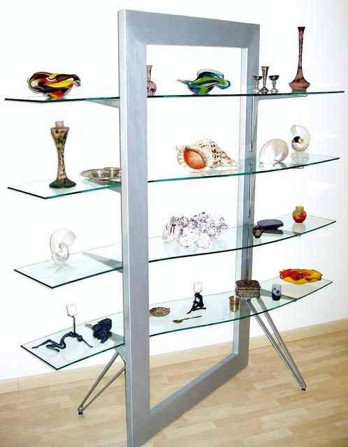 Flexam glass shelves contemporary display and wall shelves san