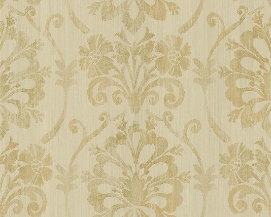Bainbridge Medallion Wallpaper - Bainbridge Wallpaper Collection from AmericanBlinds.com