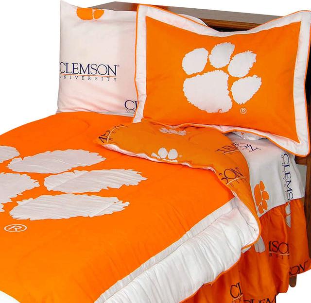 Clemson Bedding King