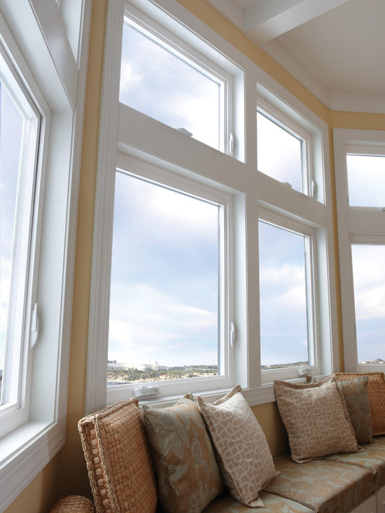 Interior Shots for Window Installs - Best reading room in the house - Milgard Product Catalog