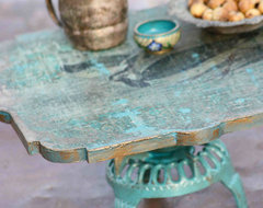 Woodland Keepers Cake Stand by Patina Vie eclectic-dessert-and-cake-stands