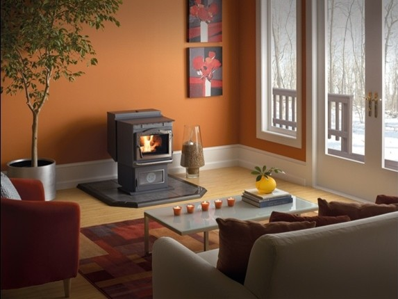Harman P38 Plus Pellet Stove