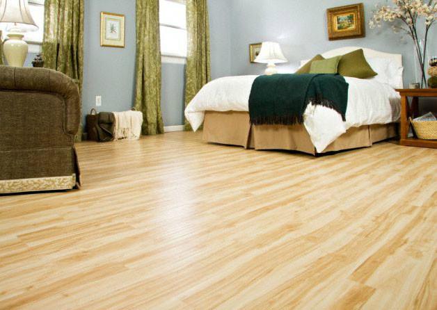 Glacier peak poplar laminate by dream home kensington for Dream home laminate flooring