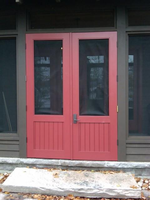 Custom Doors Craftsman Screen Doors Toronto By