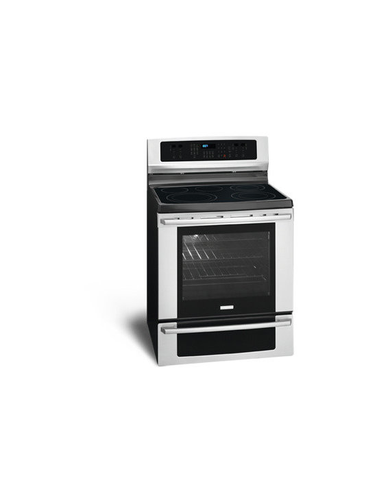 """30"""" Electric Freestanding Range with IQ-Touch Controls by Electrolux - Fresh Clean Technology"""