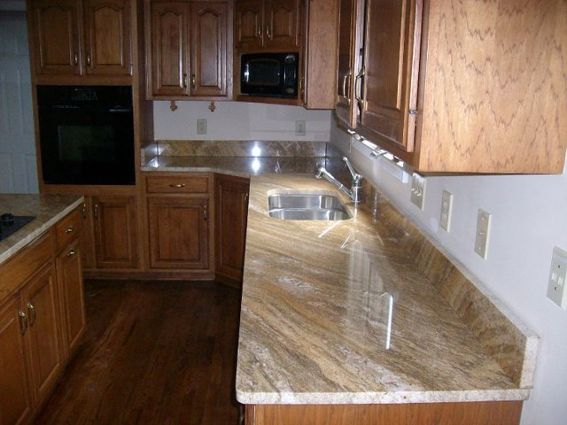 Past projects kitchen-countertops