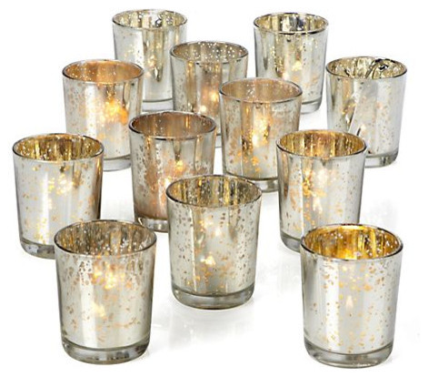 Votive Cups contemporary candles and candle holders