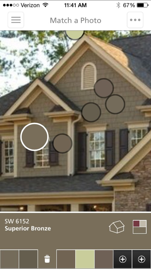 What Is This Siding Color
