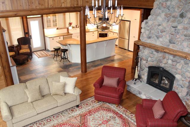 Rustic Retreat at Wizard Lake rustic