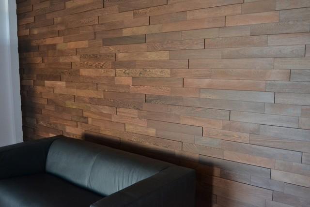 Wenge Wall Panel