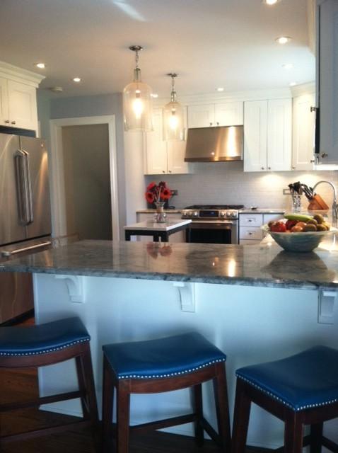 Split level kitchen remodel - Kitchen designs for split level homes ...