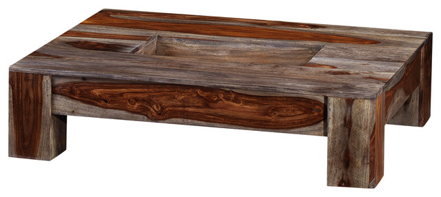 Lydia coffee table made of rosewood light olive 48 x 36 for Coffee table 48 x 36