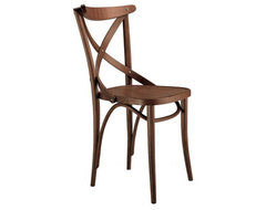 Michael Thonet Designed A150 Bentwood Chair traditional dining chairs and benches
