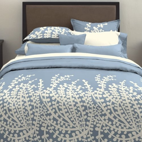 Blue And Gray forter Sets King Size