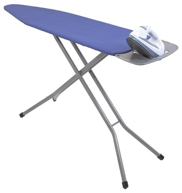 Premium 4-Leg Ironing Board - Contemporary - Ironing Boards - by HPP Enterprises