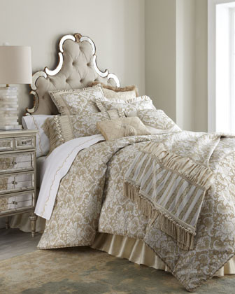 Austin Horn Classics King Floral Comforter traditional-comforters-and-comforter-sets