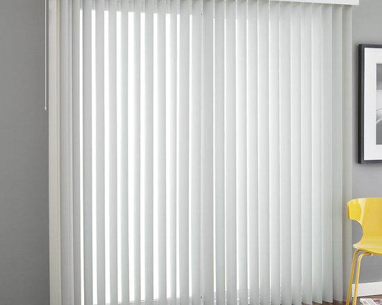 "3 ½"" Premium Smooth Vertical Blinds -"