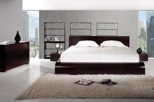 California king size - Ideal furniture place end bed ...