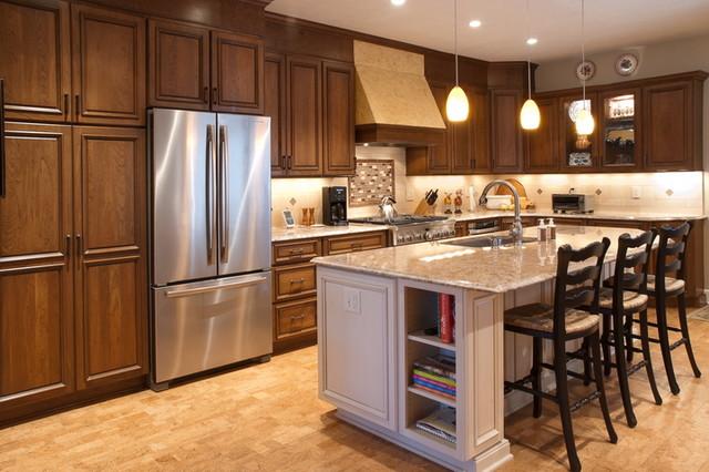 Darlene Somrak CKD traditional-kitchen
