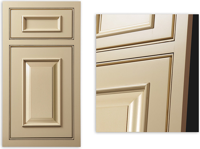 Franklin Inset Showplace Cabinets traditional-kitchen ...