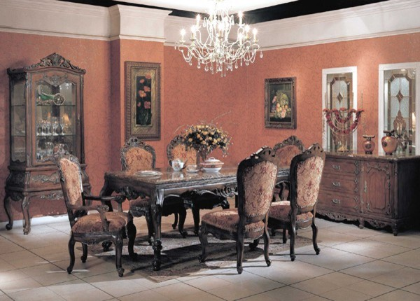 Coolly Modern Formal Dining Room Sets To Consider Getting: Yuan Tai Furniture