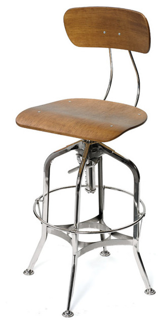 Watering Hole Stool Industrial Bar Stools And Counter