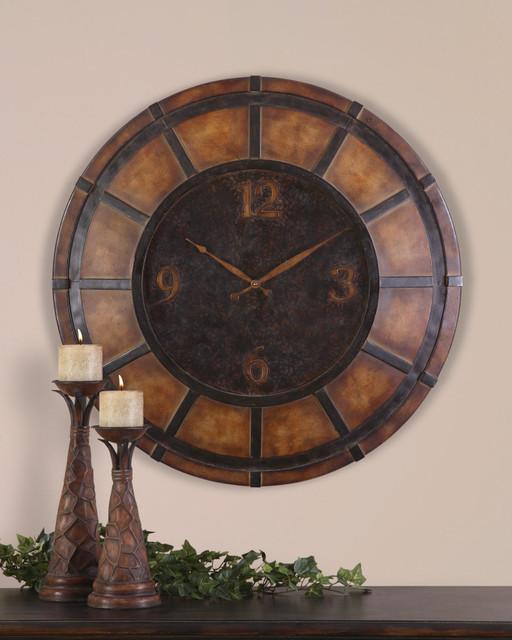 6887 Ackerley by Uttermost modern-clocks