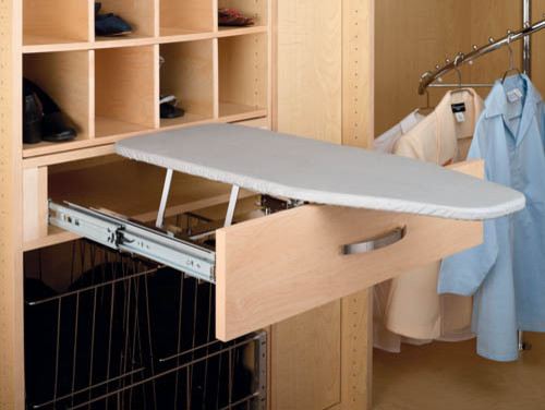 Rev A Shelf Fold Out Ironing Board Traditional