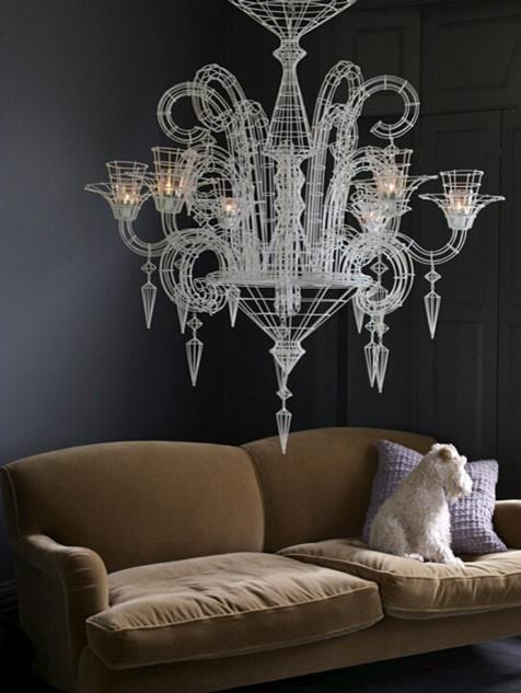 Neo Baroque Chandelier chandeliers