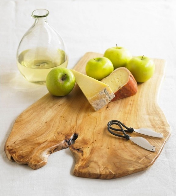 Root of the Earth Cheese Board eclectic knives and chopping boards