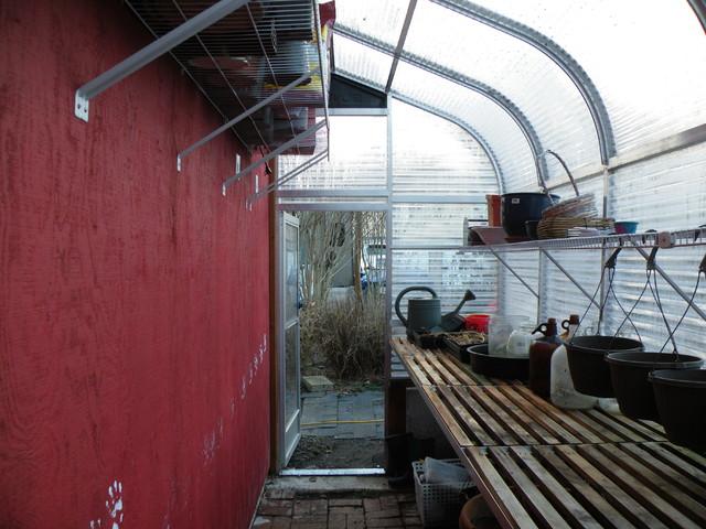 Model 1500 traditional-sheds