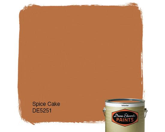 Dunn-Edwards Paints Spice Cake DE5251 -