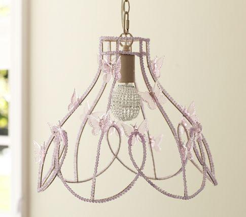 Butterfly Crystal Chandelier modern-chandeliers