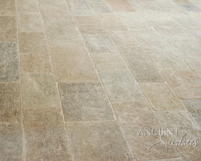 Stone Floors Antique 39 Kronos Limestone 39 Reclaimed Tiles