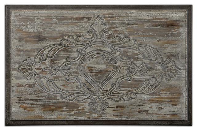 Cancellara Wooden Wall Art rustic-artwork