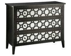 Brockway 3 Drawer Mirrored Chest modern-dressers-chests-and-bedroom-armoires