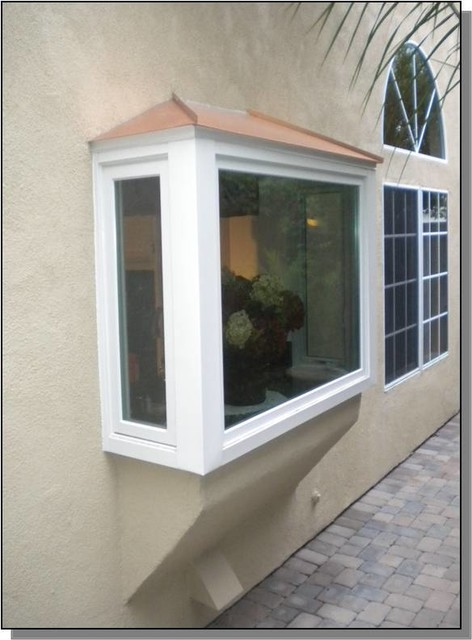 Renewal By Andersen Bay Window Traditional Orange