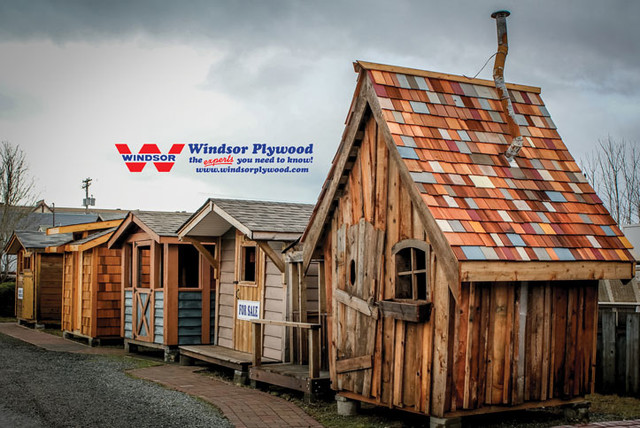 shed kits eclectic sheds other metro by windsor plywood