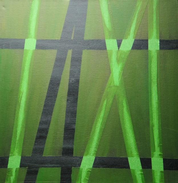 bound series painting modern-artwork