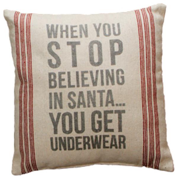 Stop Believing