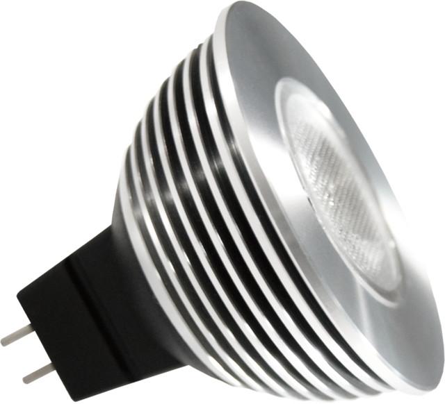 Alcor 6W MR16 LED Bulb - Dimmable modern-light-bulbs