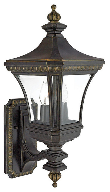 Durham Up Wall Outdoor Lantern traditional-outdoor-lighting