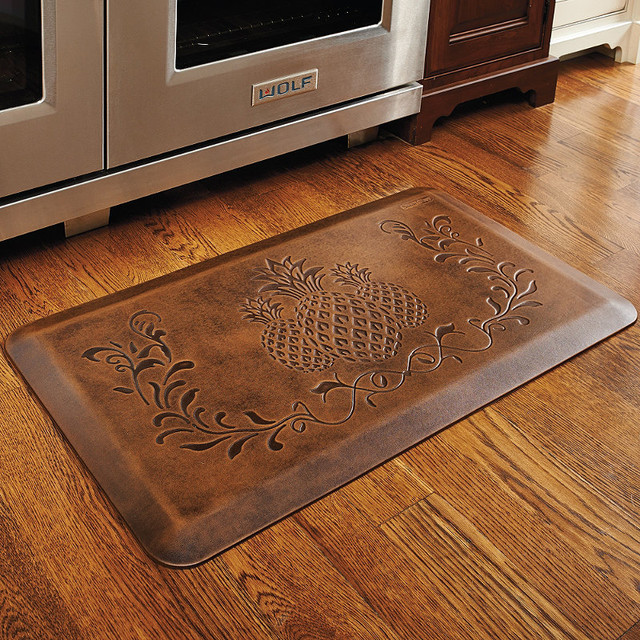Frontgate Pineapple Comfort Mat traditional-kitchen-products