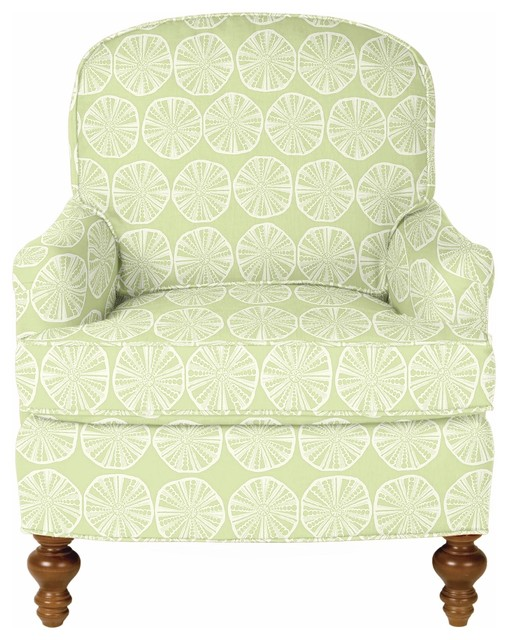 Dani Chair traditional-accent-chairs