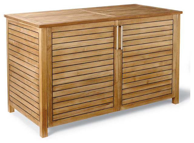 Outdoor Contemporary Sideboards ~ Cassara buffet storage patio furniture traditional