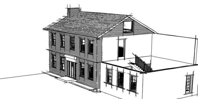 Georgian project traditional-rendering