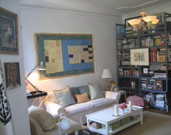 Upper East Side Apartment eclectic
