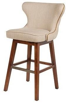 Julie Swivel Bar Stool contemporary-bar-stools-and-counter-stools