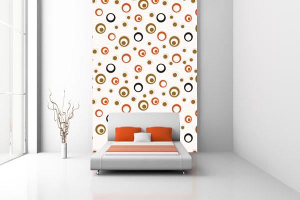 easy peel n stick wallcover wallskins your walls undercover. Black Bedroom Furniture Sets. Home Design Ideas